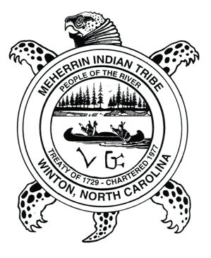 Meherrin tribe logo
